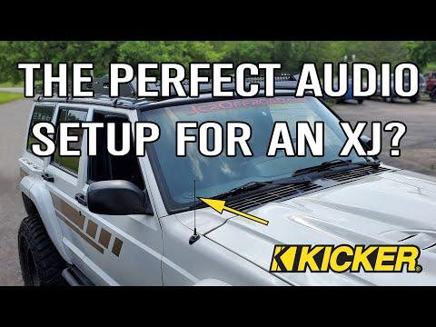 jeep-cherokee-audio---realhawk's-kicker-system-setup