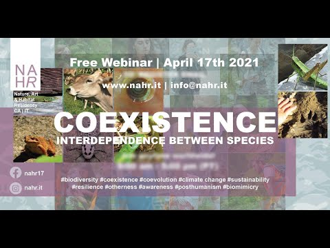 NAHR | Coexistence: Interdependence Between Species | Session 1