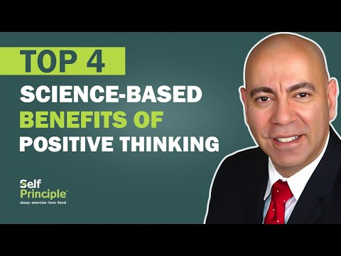Top 4 Science-based health benefits of positive thinking
