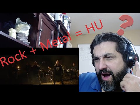 The HU - Reaction to Wolf Totem feat. Jacoby Shaddix of Papa Roach