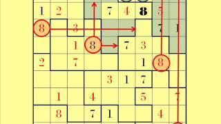 Solve a Jigsaw Sudoku (Demonstration)