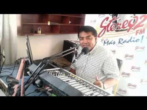 Joel Villanueva entrevista radio stereo 92 huacho - parte 3