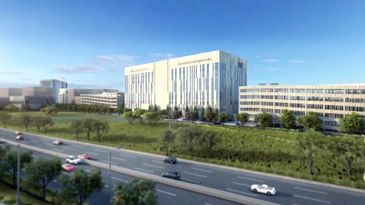 Big Lots Behavioral Health Pavilion Coming In 2020 Youtube