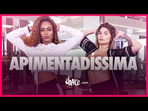 Apimentadíssima - Dennis DJ ft Lexa  FitDance TV Coreografia