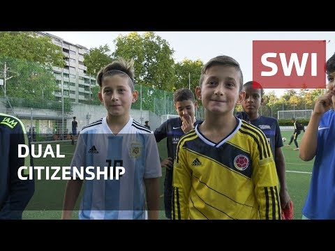 Switzerland: a country of dual nationals?
