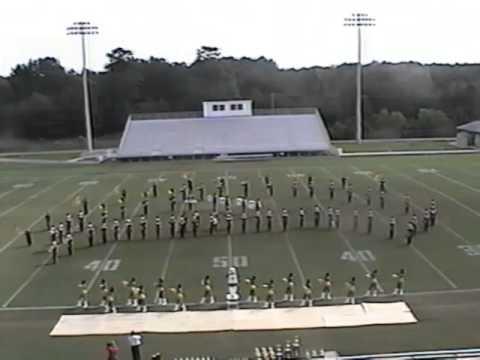 Hazlehurst High School Band: 2003 MHSAA Region IV State Marching Festival