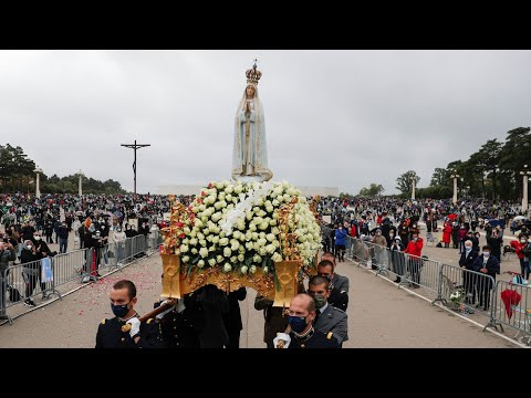 Hiệp thông với Đền thánh Đức Mẹ Fatima cầu cho Sàigòn và quê hương Việt Nam trước tình cảnh nguy cấp