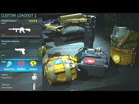 Modern Warfare: ALL Perks, Equipment, & Field Upgrades! (Pick 10 is GONE!)