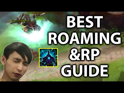 HERE'S HOW TO ROAM WITH MAGNUS ◄ SingSing Moments Dota 2 Stream