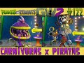 Plants vs. Zombies Garden Warfare 2 #122 - Carnívoras x Piratas [60 FPS]