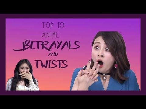 PRODUCE 48 (Izone) TOP 10 ANIME BETRAYALS AND TWISTS