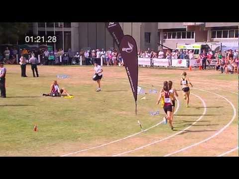 2013 International Track Meet Coverage, Christ's College, Christchurch, New Zealand