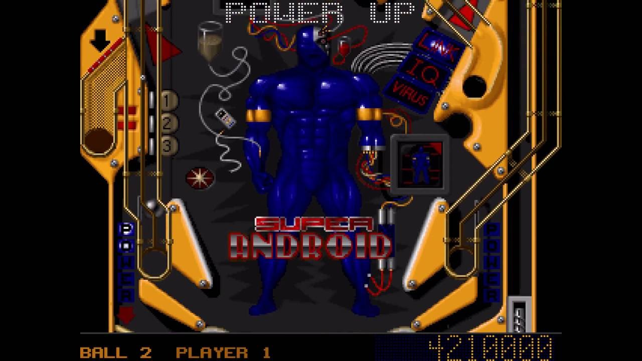 Epic Pinball - Android (1993) [MS-DOS]