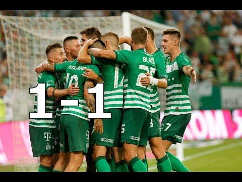 FC Valletta 1-1 TC Torna Club Ferencváros Budapest :: Vídeos