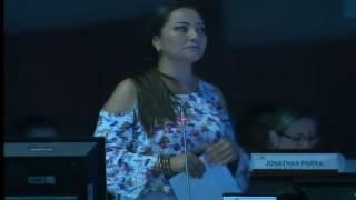 Ana Belén Marín - Sesión 460 - #AcuerdoParís
