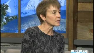 Vail Valley Charitable Fund Michelle Maloney  02.23.17 Good Morning Vail