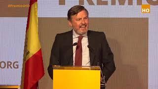 Ignacio Arsuaga defiende la VIDA, la FAMILIA y la LIBERTAD en su discurso de los Premios HO 2021