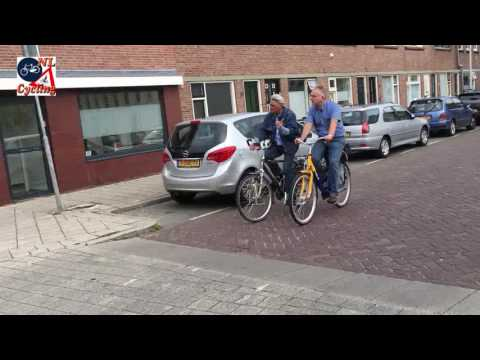 Ride Overvecht - Utrecht Central Station (Sped-up)