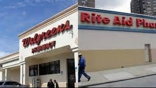 Walgreens is Buying Rite Aid for $9.41B