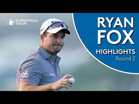 Ryan Fox Highlights | Round 2 | 2018 Omega European Masters