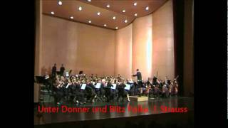 China Concerttour [2/6] North Sea Symphony Orchestra Strauss music