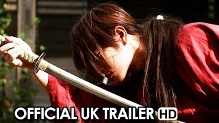 Rurouni Kenshin 3: The Legend Ends Official UK Trailer (2015) - Action Movie HD