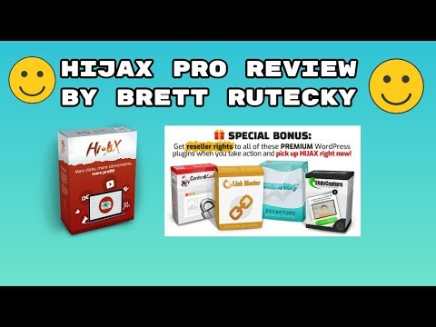 Hijax PRO by Brett Rutecky [REVIEW] ~ See What Happen When I Test it :(. http://bit.ly/32idZG4