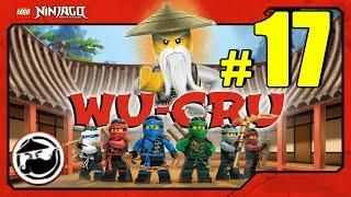 LEGO Ninjago WU-CRU Прохождение Игры Лего Ниндзяго на русском - 17 серия - ГЕНЕРАЛ АЦИДИКУС