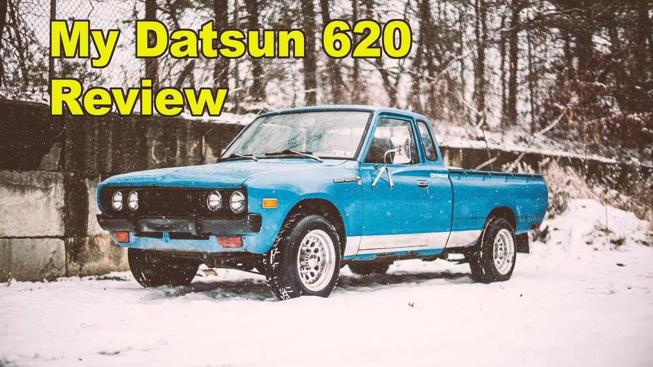 1977 Datsun 620 King Cab Review - YouTube