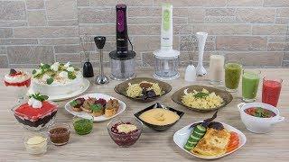 #multimarta Погружной блендер MARTA | Обзор кухонных процессоров | MT-1558 и MT-1559