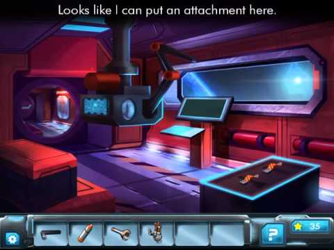Adventure Escape Space Crisis Chapter 3 Walkthrough