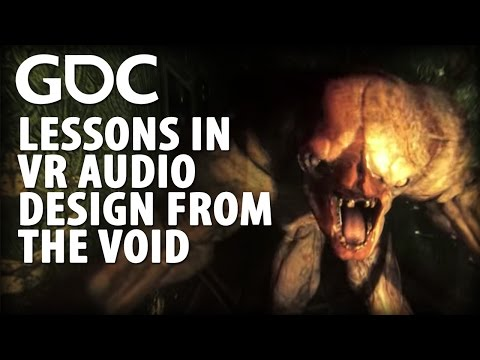 Lessons in VR Audio Design From The Void