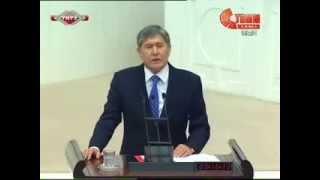 Türk birliği kurulsun - Kırgızistan Başbakanı