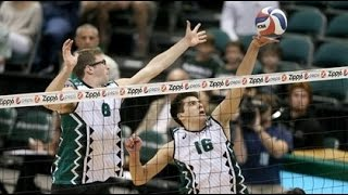 Hawaii Warrior Men Volleyball 2016 - #7 Hawaii Vs #2 BYU