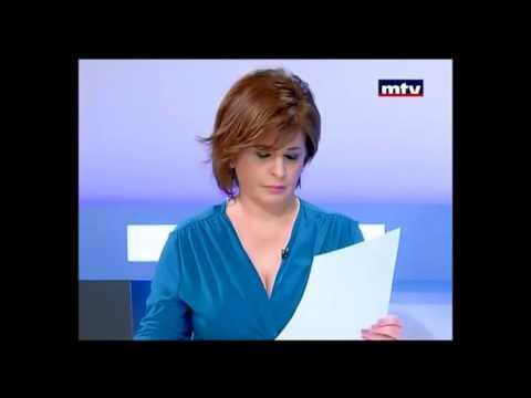 MUR TV. MRS. REBECA. Lawyer Habib Rizik. HAMMANA. (20-02-2013)