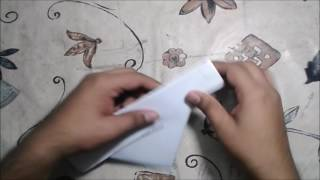 How to make a paper boat (bangla) - Origami