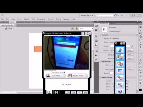 Developing Android Applications With Flash CS5, Part 1