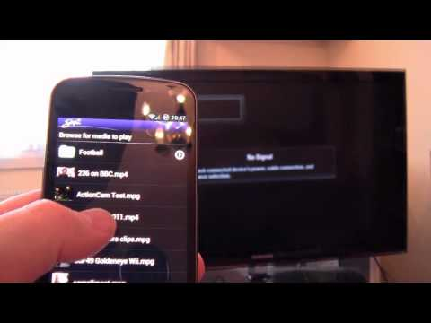 Skifta Android DLNA App Review