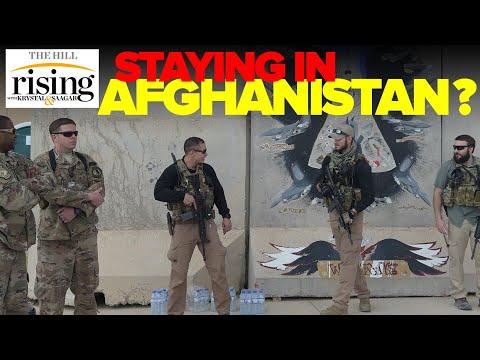 Krystal And Saagar: Warmongering Dems, Republicans TEAM UP To Keep Troops In Afghanistan
