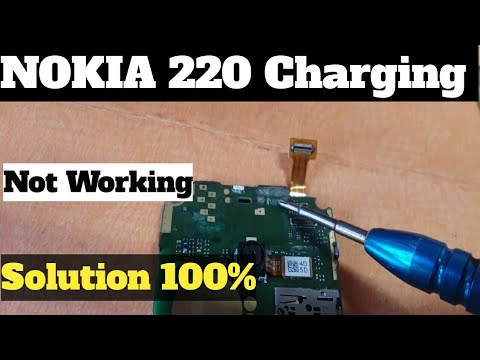 NOKIA 220 Charging Not Working Problem | Solution |
