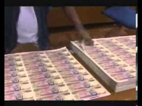 How Philippine Banknotes are Printed