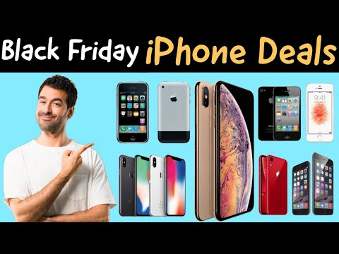 Best Black Friday Apple IPhone Deals 2020 - Early Deals On Amazon