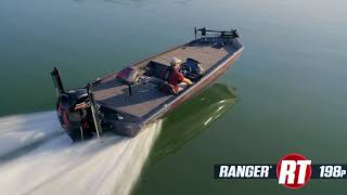 Ranger RT198p On Water Footage