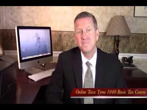 online-taxx-tyme-1040-basic-tax-course