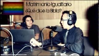 Matrimonio igualitario - Programa radial en el Diario de Coahuila