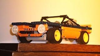 Lego Technic RC Race Car