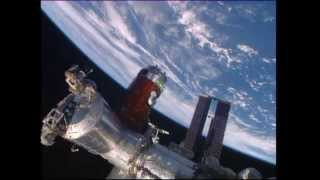 Japanese Cargo Ship Arrives at the Space Station