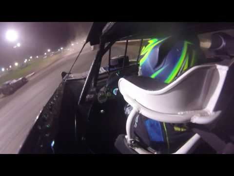 Brian Shirley On Board | Plymouth Dirt Track | A-Main