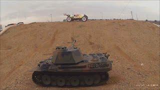 RC Tank vs Agama  @ GFKA track Alexandroupolis
