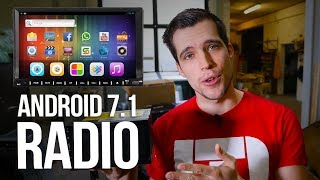 Best 2din Android Car Stereo 2018 ! Installation   Review